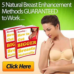 Natural Breast Enlargement Guide