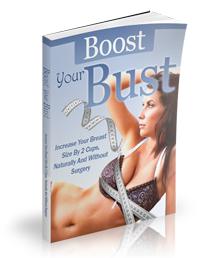 Breast Enlargement Massage Steps
