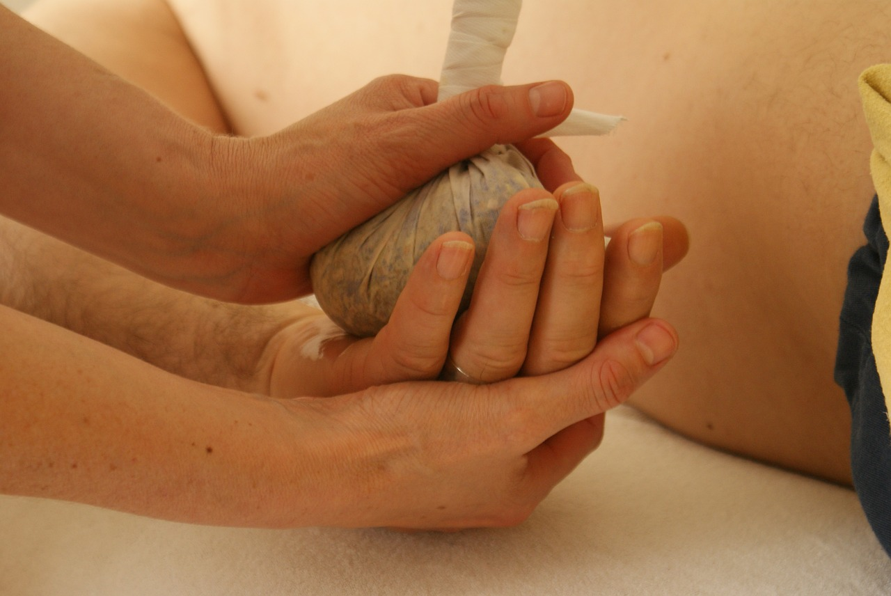 Breast enhancement massaging technique
