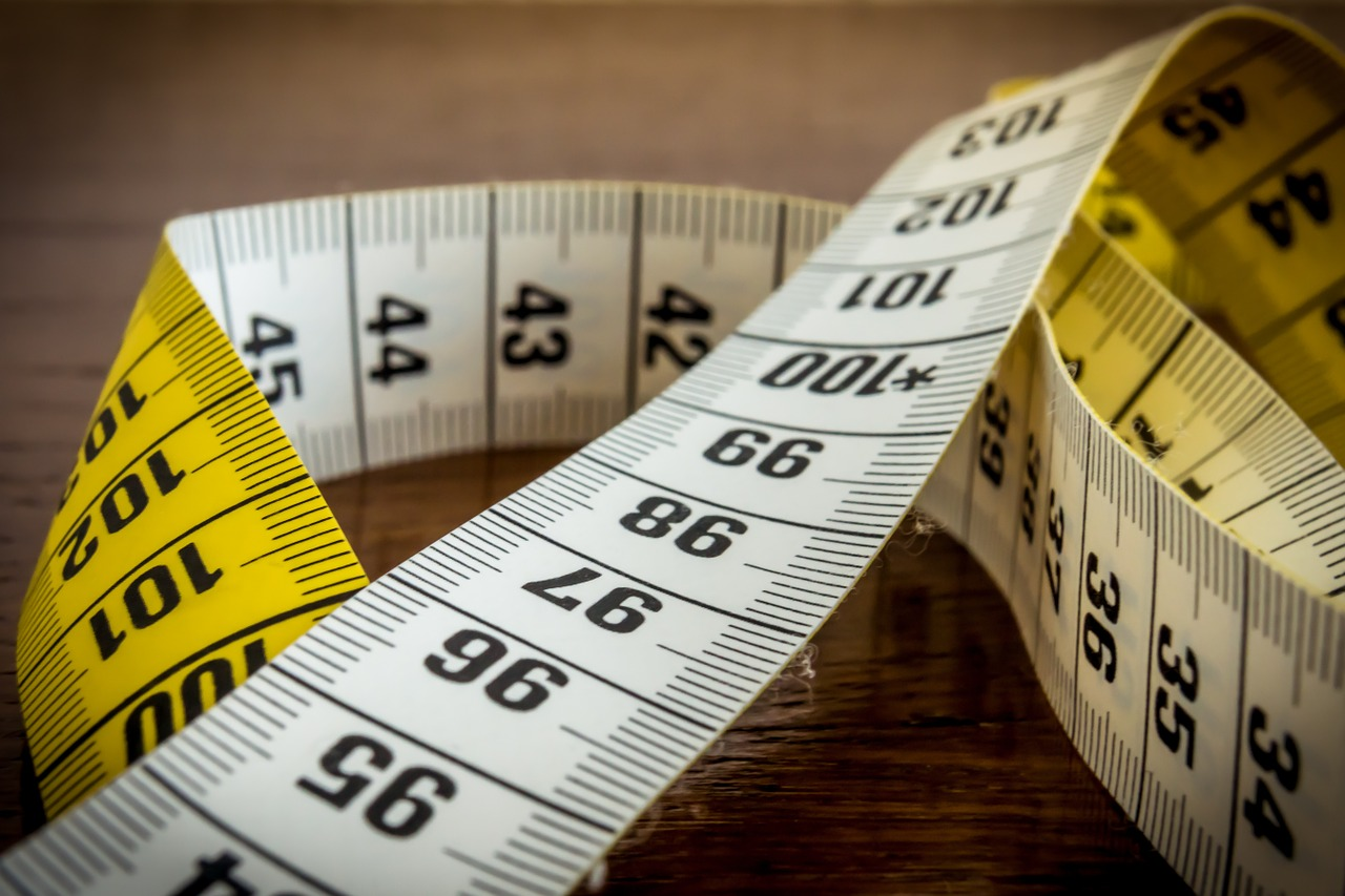 professional body measuring tape