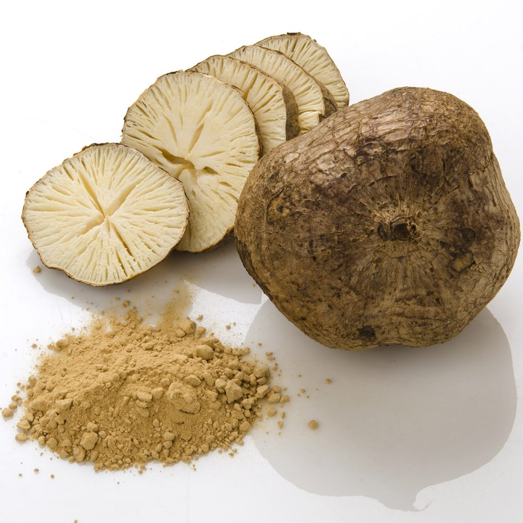 Pueraria Mirifica Root - Whole, Sliced & Powdered