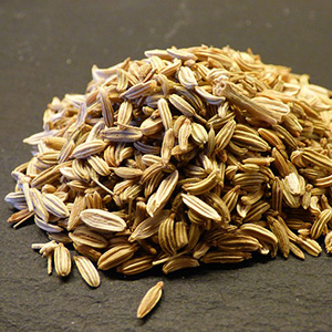 Dry Fennel Seed