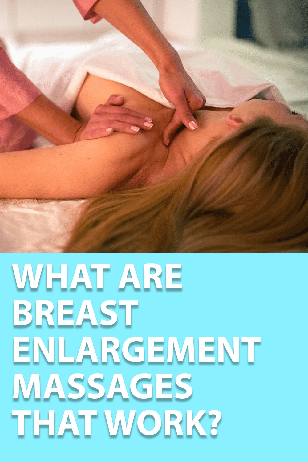 Fast Results From Breast Enlargement Massages Revealed