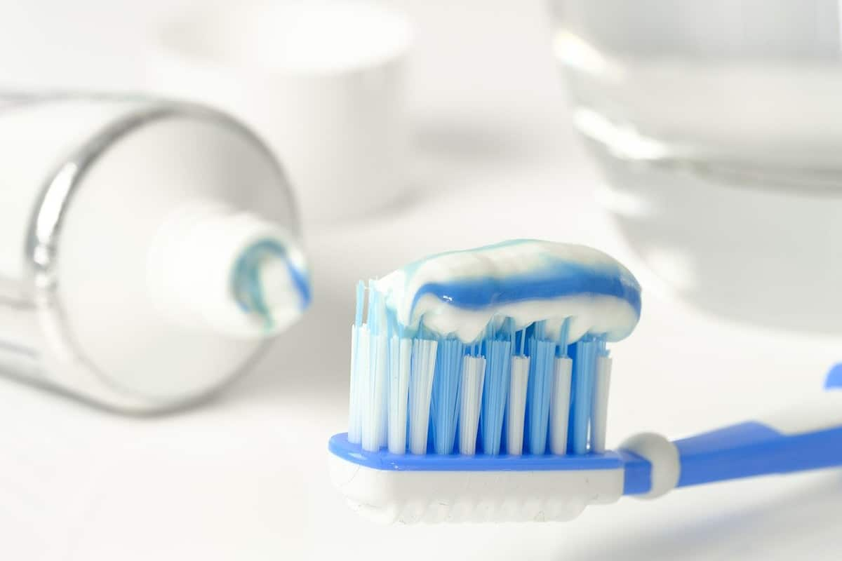 Unsafe Toothpaste Chemicals