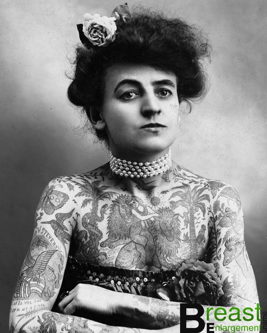 breast-tatoos-vintage-bnw-breast-enlargement