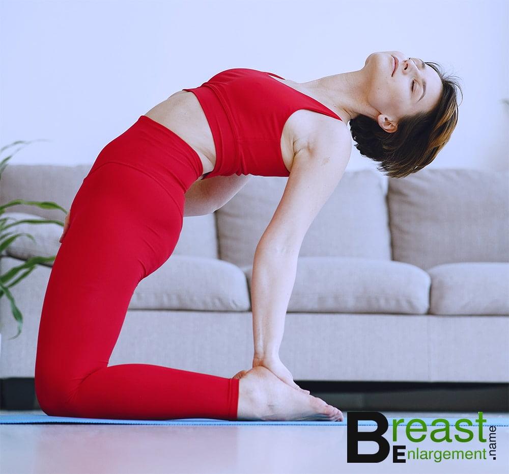 Camel-Asana-Yoga-Breast-Enlargement