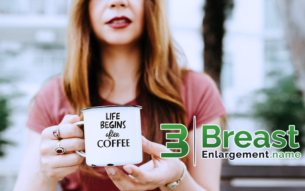 Coffee-Breast-Enlargement-Growth-Effects