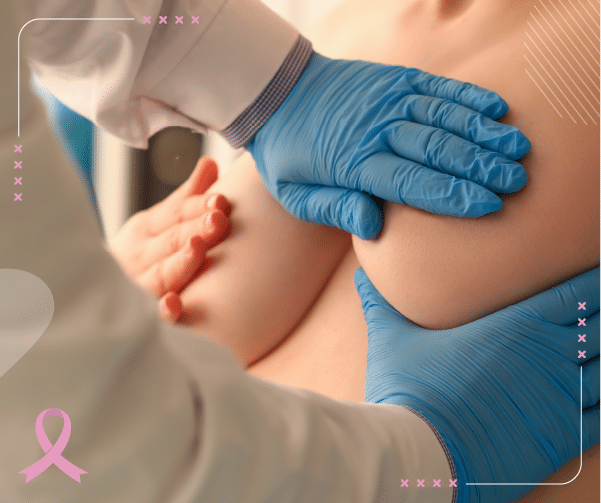 On Breast Cancer Examination